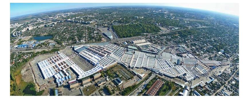 Рынок Барабашово Харьков