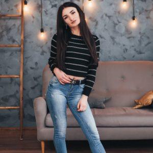 Женские джинсы норма  SH 1306