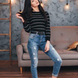 Женские джинсы норма  SH 1293