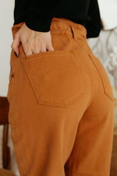 Женские джинсы МОМ FAF 02512