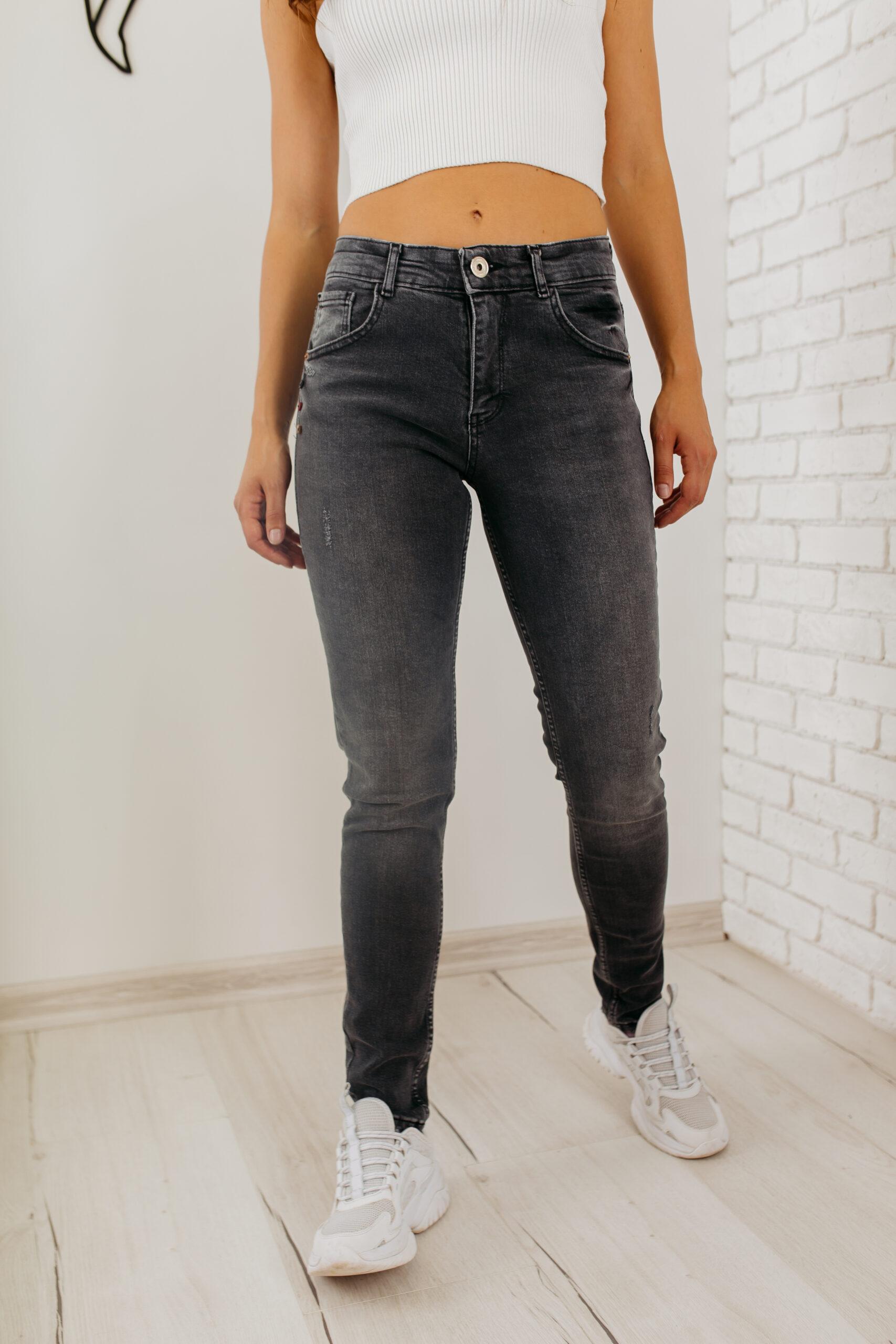 Женские джинсы МОМ Woox 1051-1