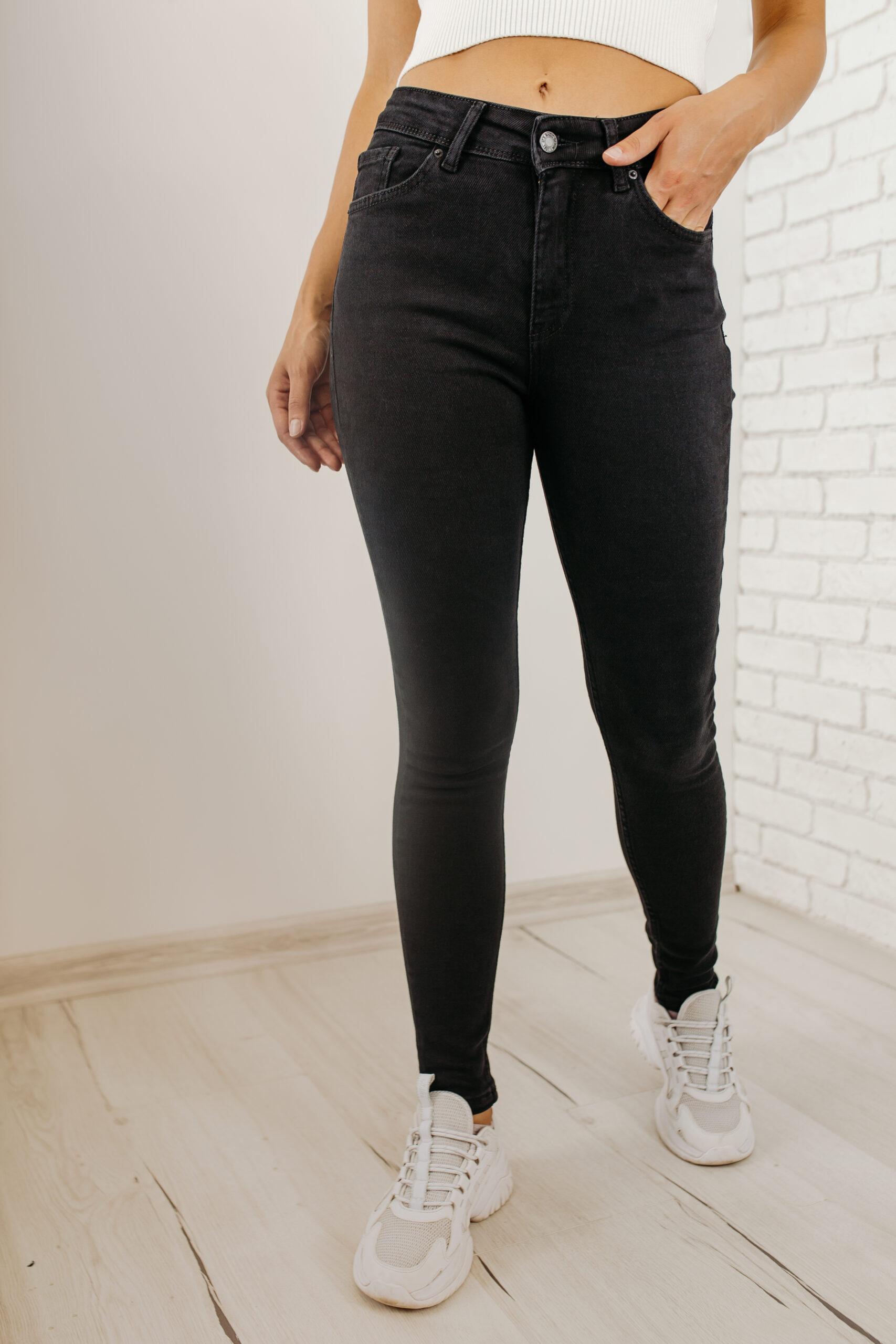 Женские джинсы скинни It's Basic 1507W19-2