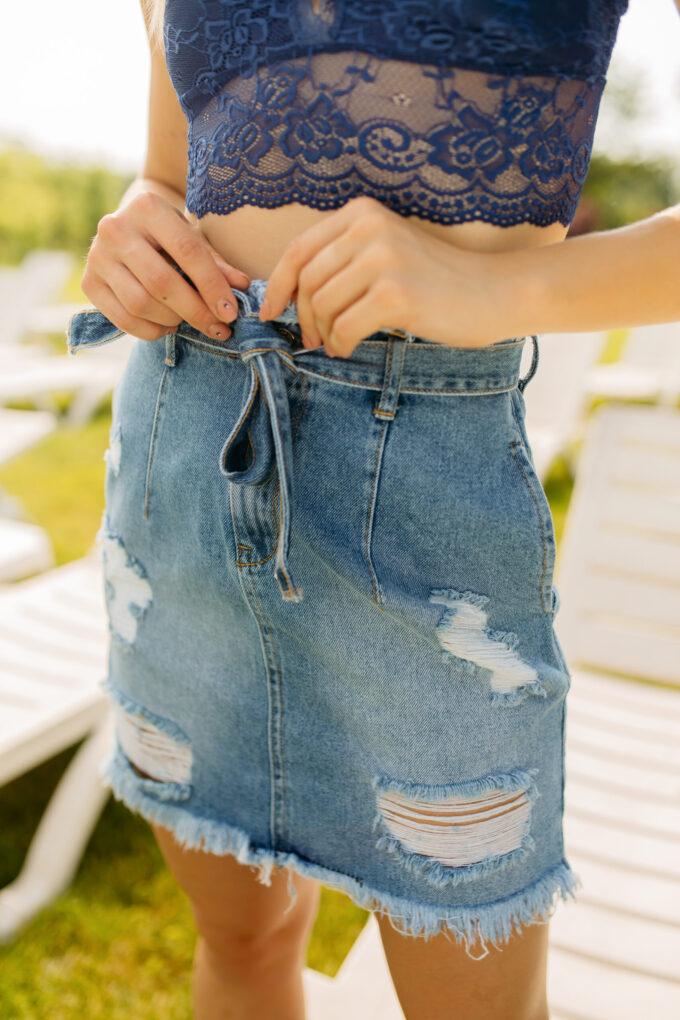 Женская юбка Zeo Basic 3182