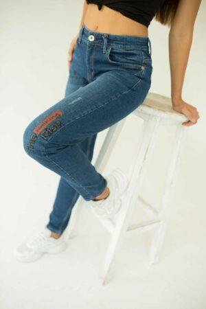 Женские джинсы MOM Woox 1049