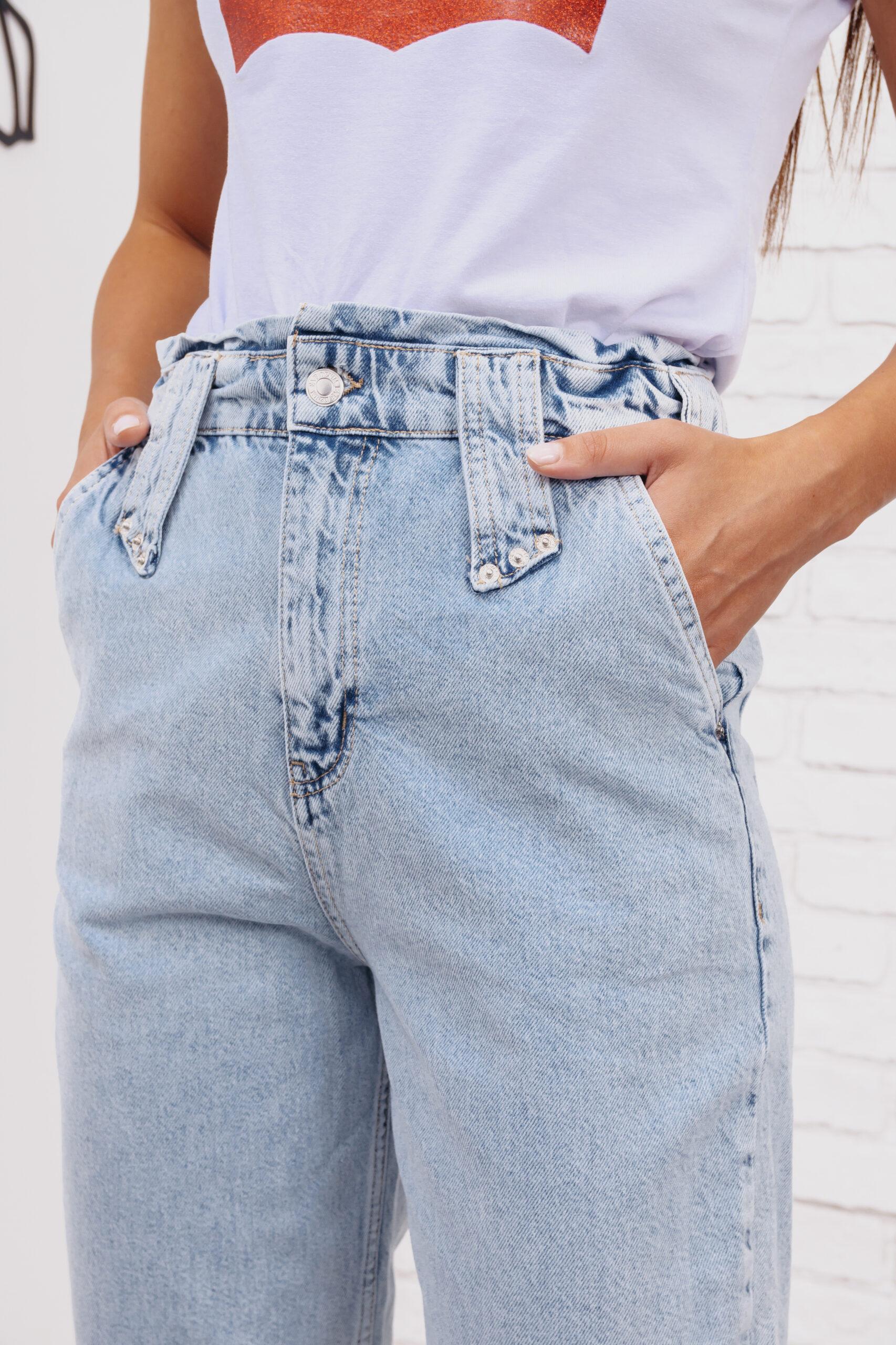 Женские джинсы МОМ Woox 2080