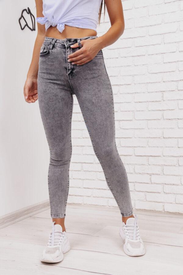 Женские джинсы скинни 869-2