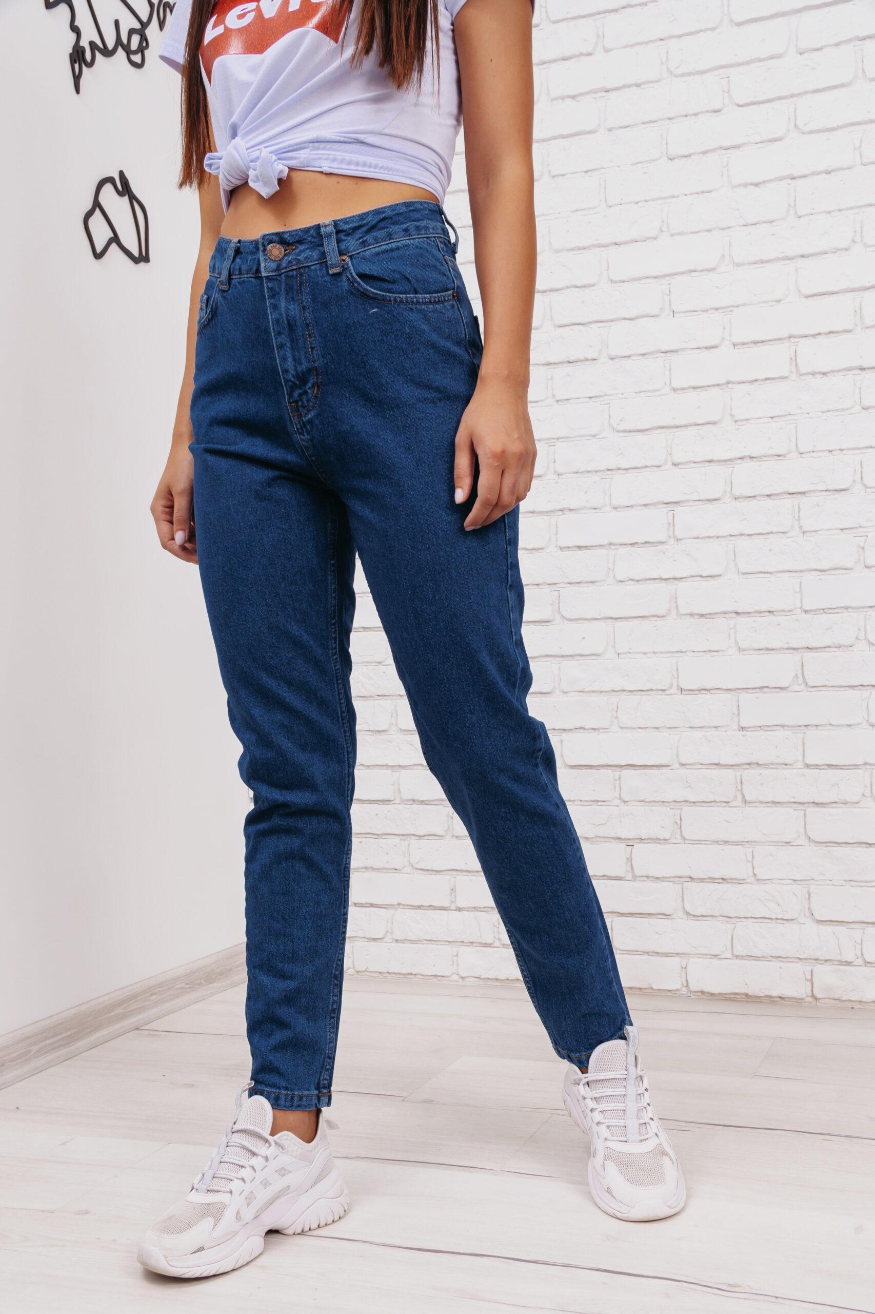 Женские джинсы МОМ Woox 2054