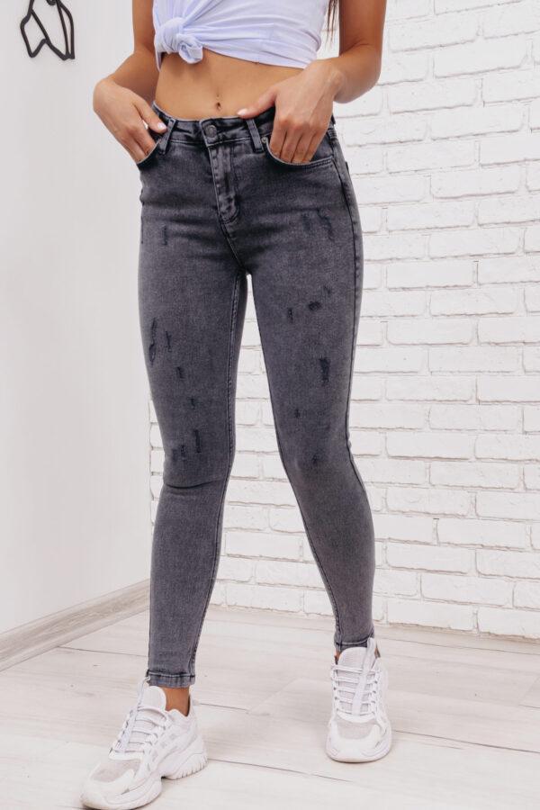 Женские джинсы скинни Woox 1050-2