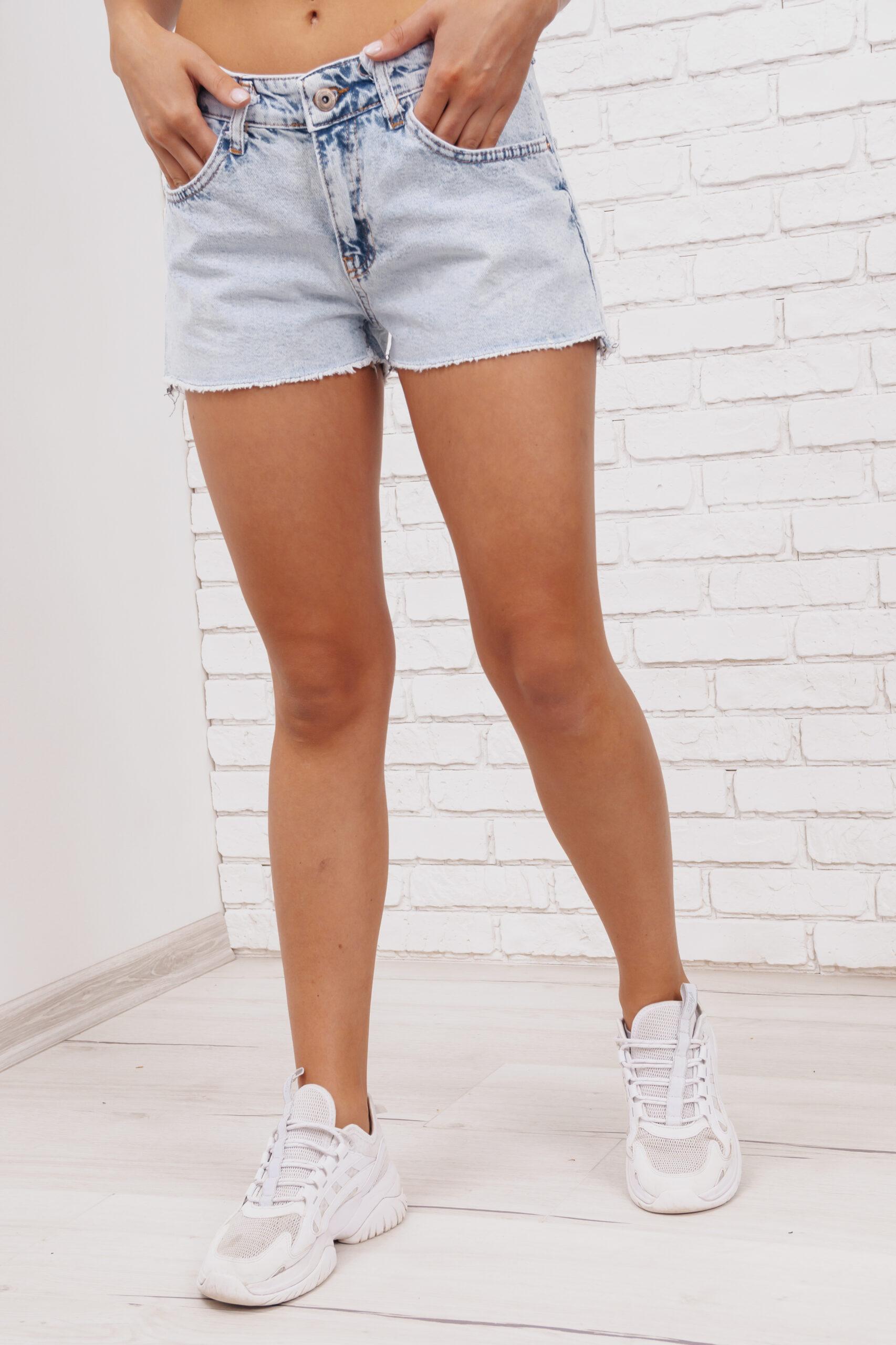 Женские джинсовые шорты Woox 3051