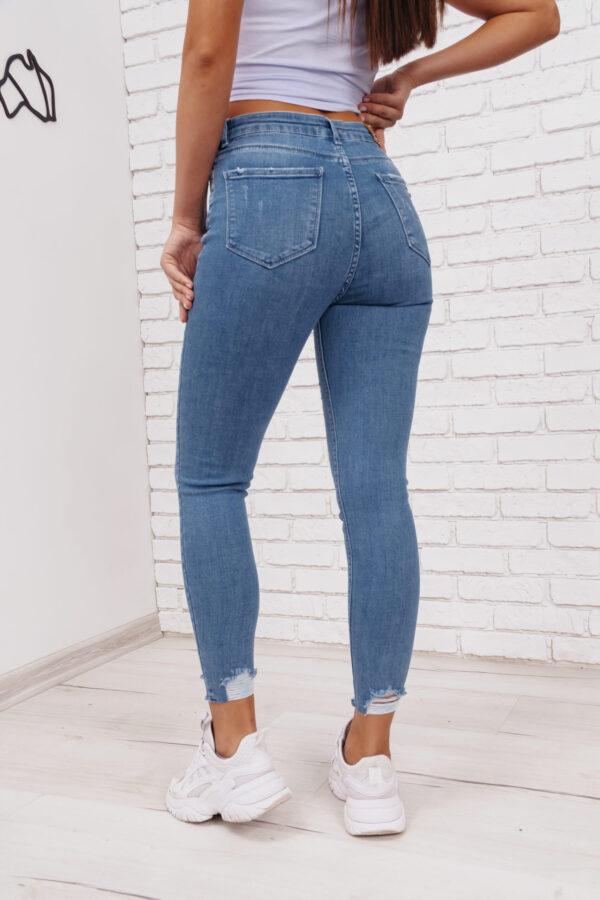 Женские джинсы скинни Woox 0753