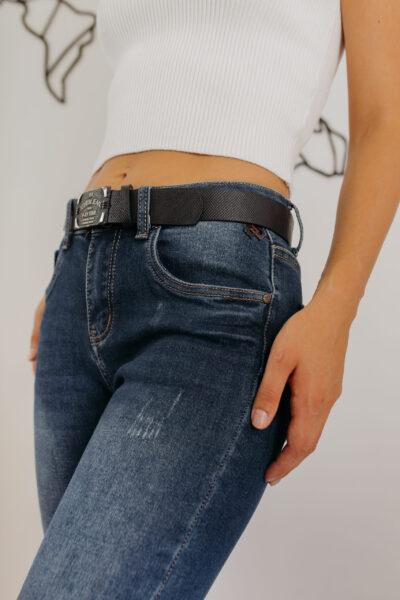 Женские джинсы бойфренды CUDI SH 1489