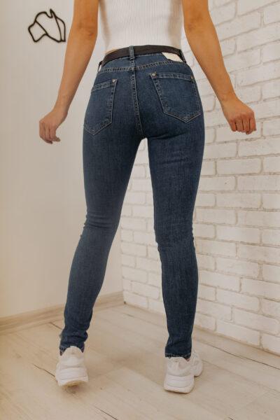 Женские джинсы бойфренды CUDI SH1559