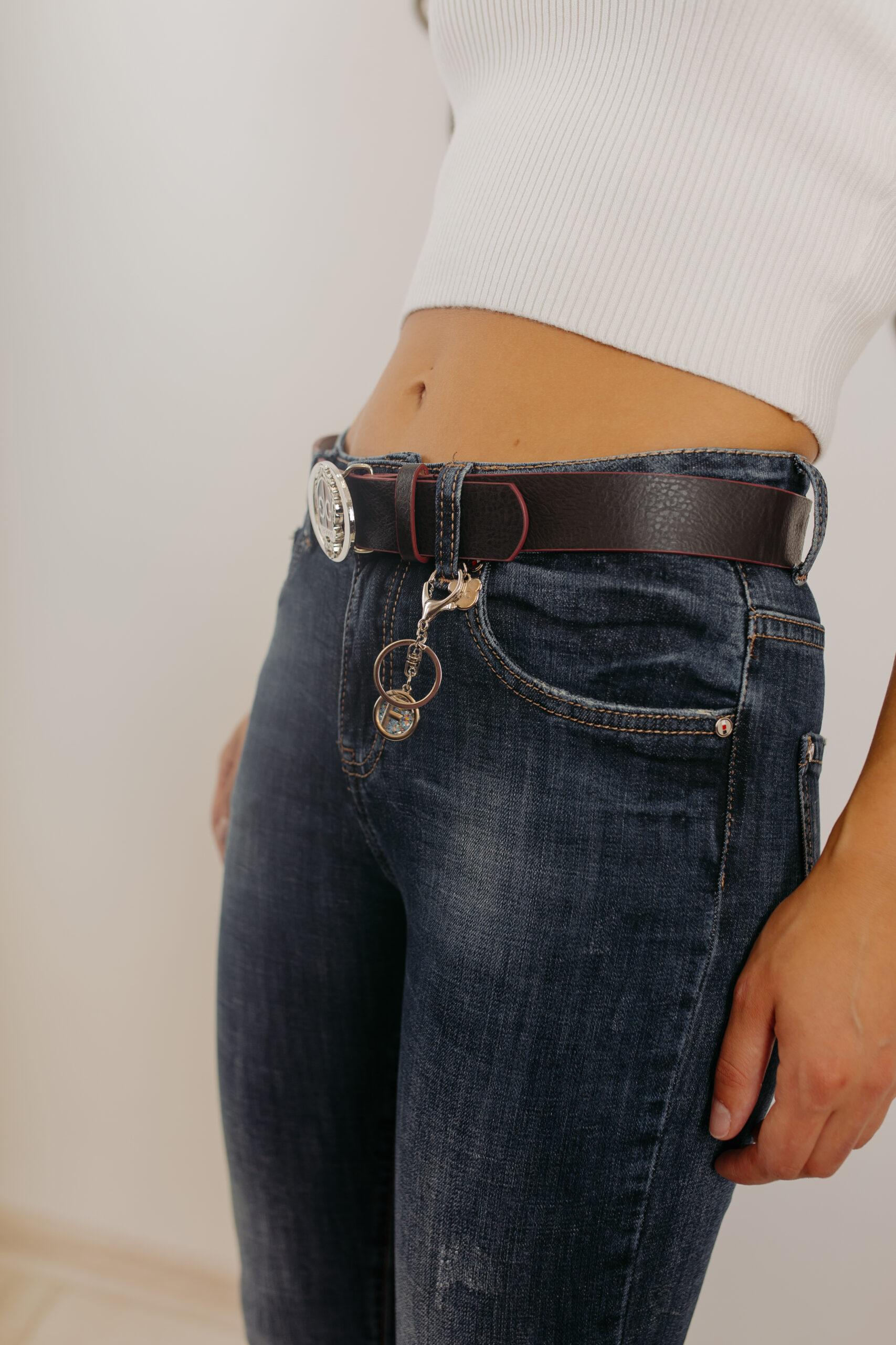 Женские джинсы скинни Version SK2170