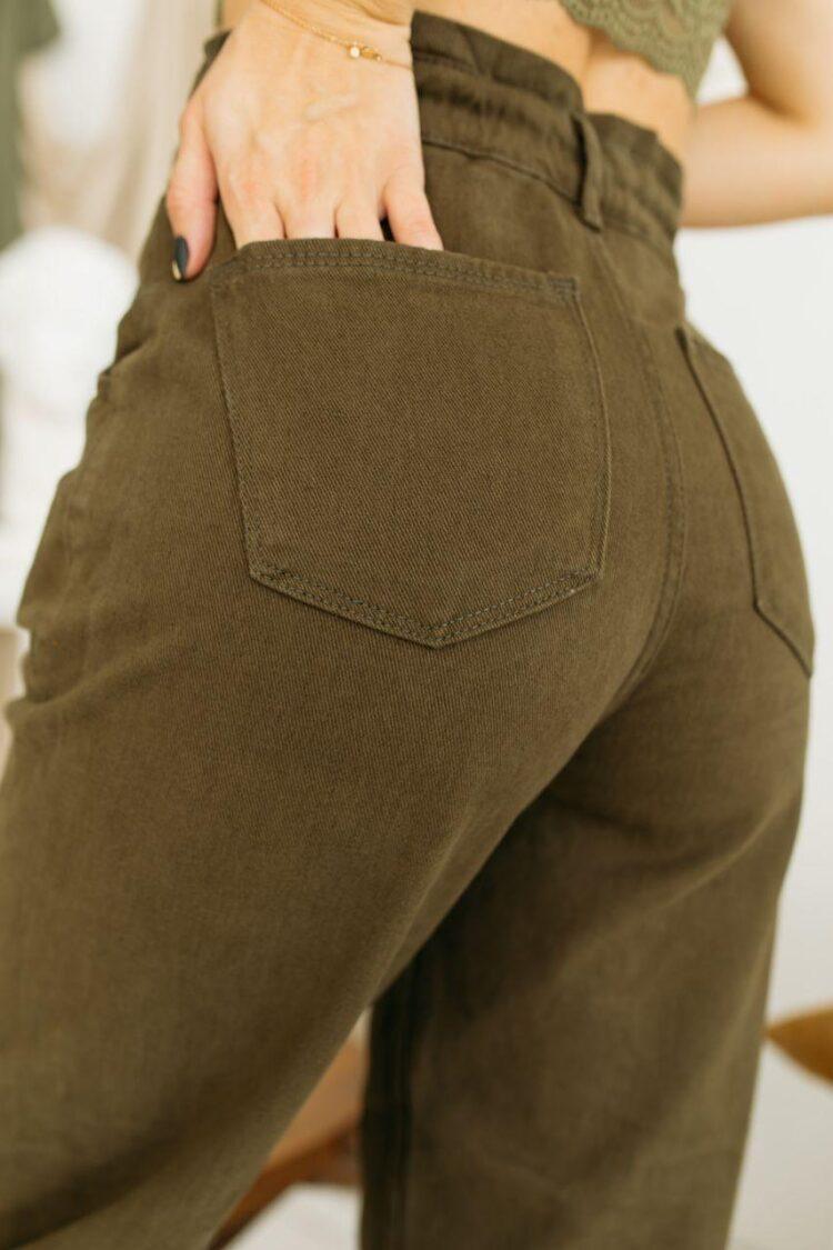 Женские джинсы FAF 2081-1
