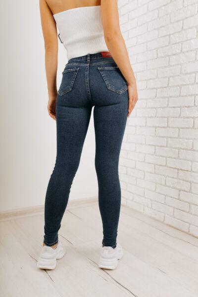 Женские джинсы скинни Woox 0771(1)