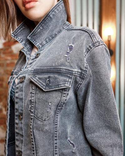 Джинсовая куртка Newourcer 642 S6