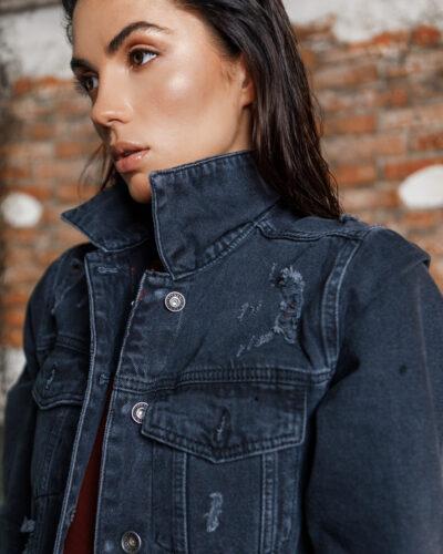 Джинсовая куртка Newourcer 852 S6