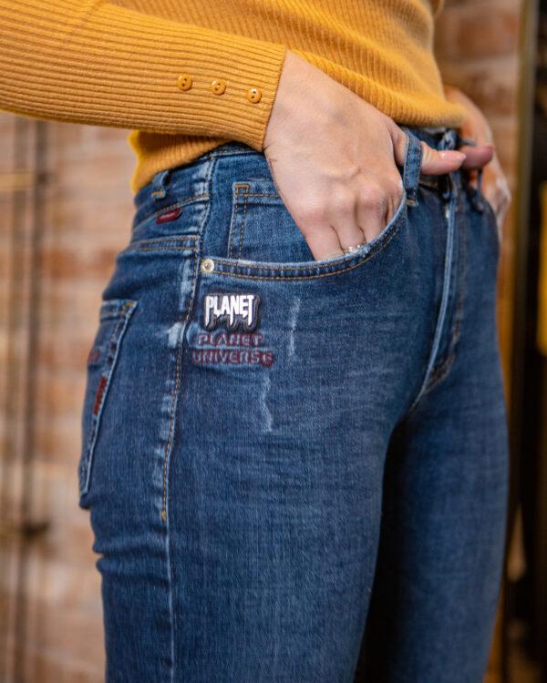 Женские джинсы МОМ 5222
