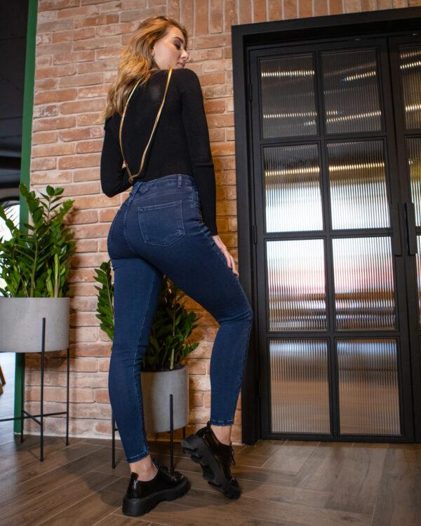 Утепленные джинсы американки 616s7