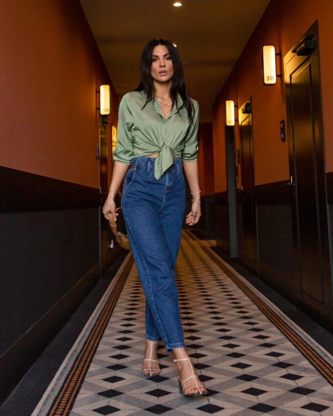 Женские джинсы FAF 2089